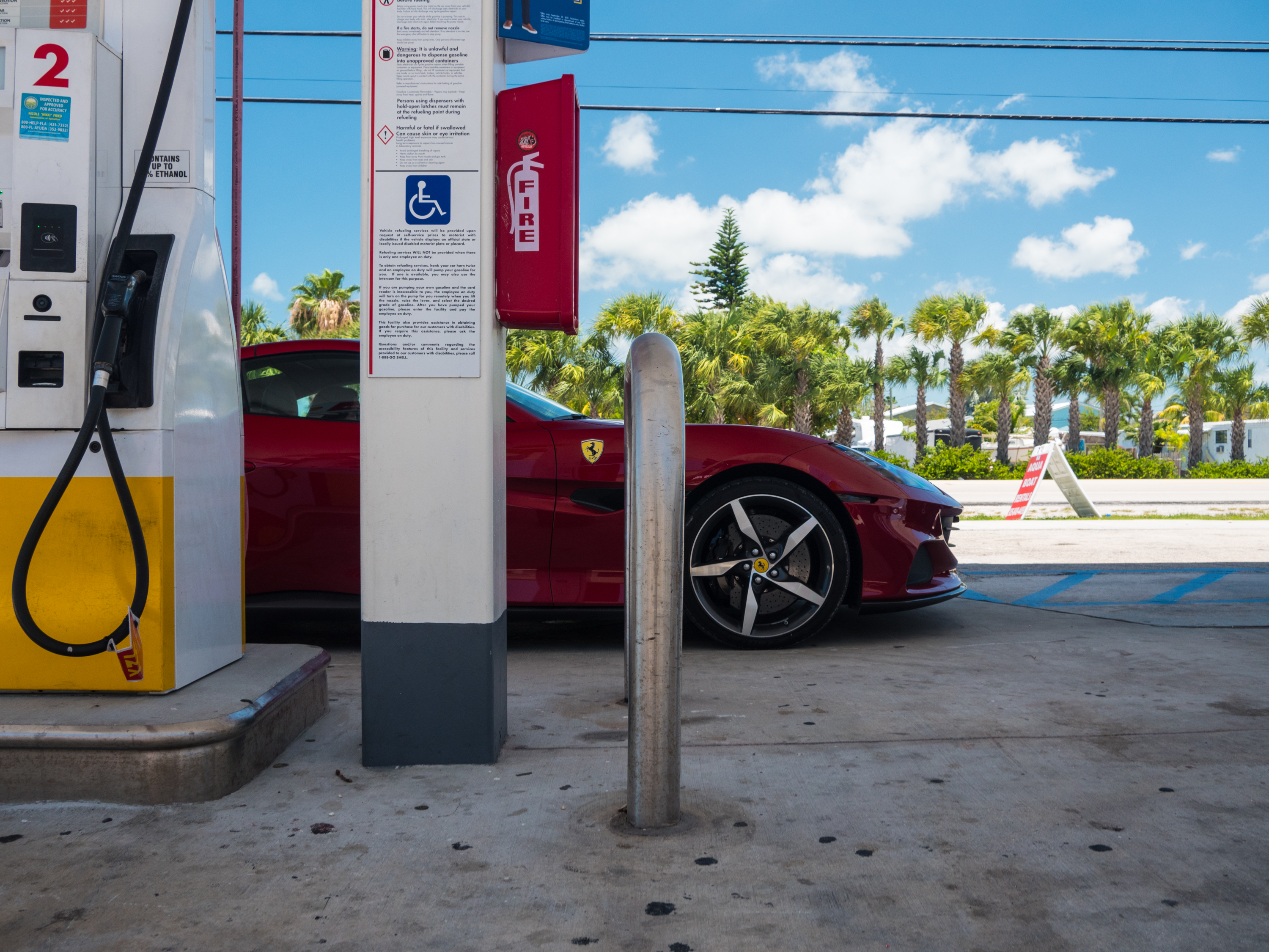 The Portofino M now meets stricter emissions standards in the EU, China, and the US thanks to gasoline particulate filters. It's also slightly more efficient at 16 mpg city, 23 mpg highway, and 19 mpg combined.