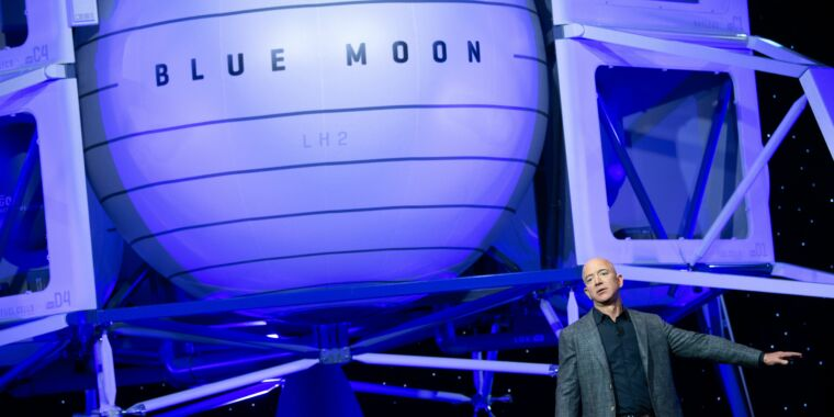 A new book, Amazon Unbound, reveals Jeff Bezos' envy of SpaceX