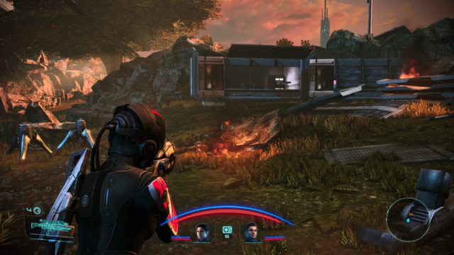 <em>Mass Effect Legendary Edition</em>collects the three classic action-RPGs into one package.
