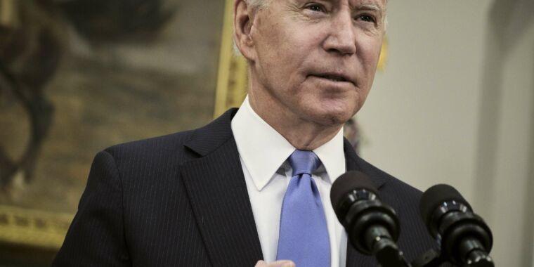 Biden cuts $35B from broadband plan amid GOP opposition, deal still unlikely