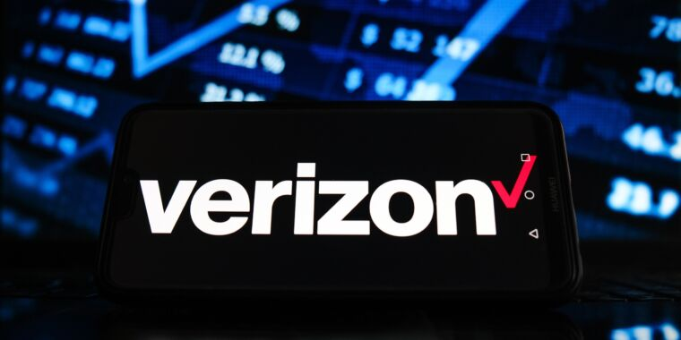Verizon forces users onto pricier plans to get $50-per-month gov't subsidy