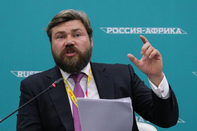 Tsargrad owner Konstantin Malofeev told the FT