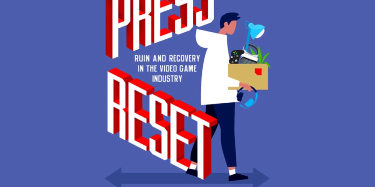 New book Press Reset investigates the high human cost of game development thumbnail