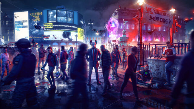Ubisoft charges the same $60 for <em>Watch Dogs: Legion</em> when it's sold on Uplay (with no platform fee) or the Epic Games Store (with a 12 percent fee).