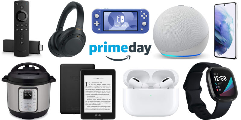 The Dealmaster is here to help guide you through Prime Day 2021.