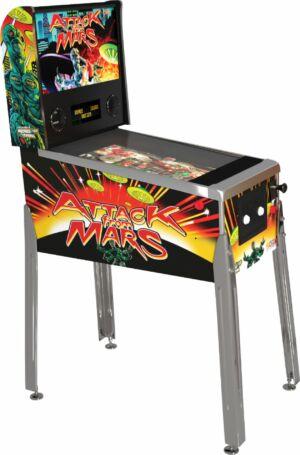 Arcade1Up Digital Pinball (Attack from Mars) product image