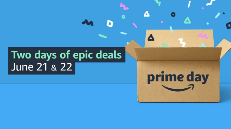 Amazon's Prime Day Set for June 21 and June 22