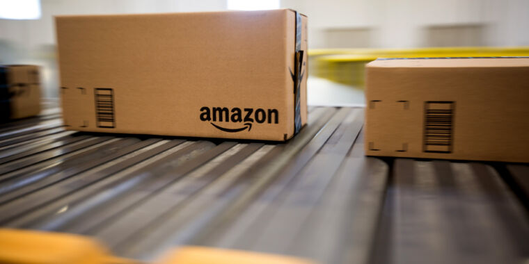 Amazon and a who's who of online-only retailers are trying to kill proposed federal and state legislation that would make the companies disclose con