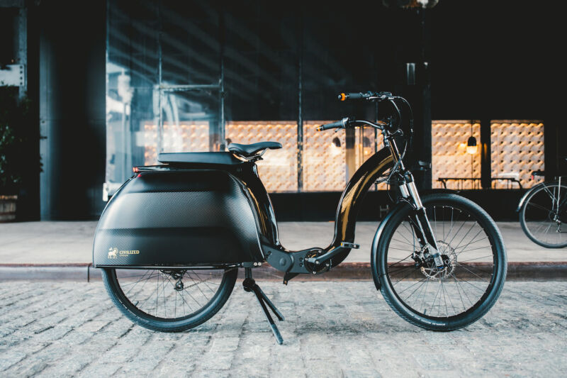 Getting what you pay for? A spin on the design-focused electric bike
