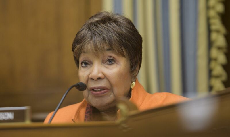 Rep. Eddie Bernice Johnson, D-Texas, chairs the House Committee on Science, Space, and Technology.
