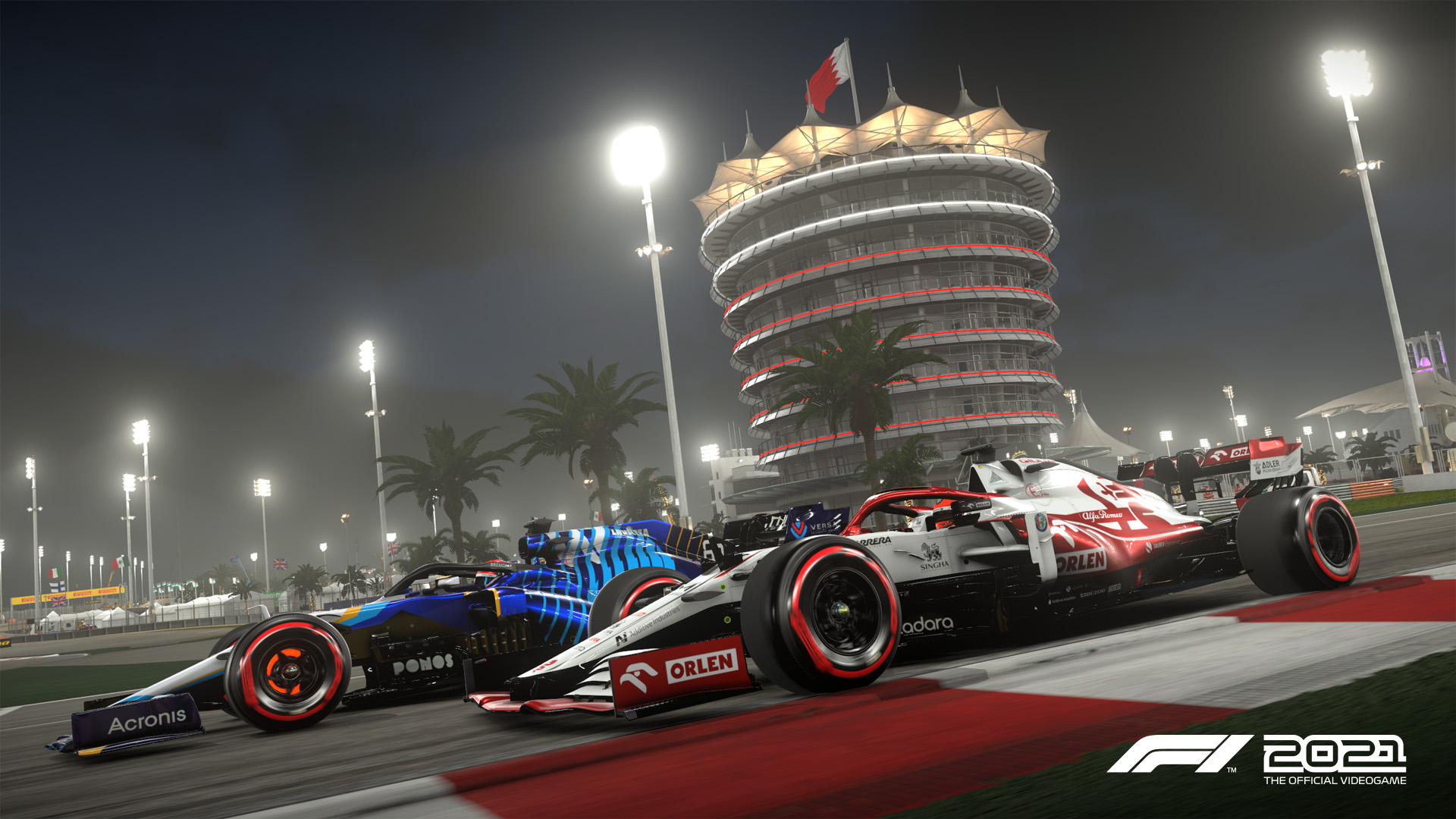 <em>F1 2021</em> will allow a lot more granular control than previous versions when it comes to setting up a championship.