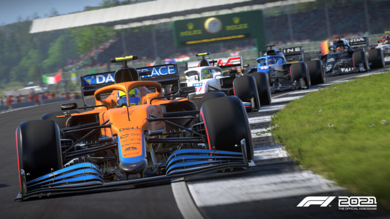 This year's installment of the official Formula 1 game, <em>F1 2021</em>, arrives on PCs and consoles on July 16.