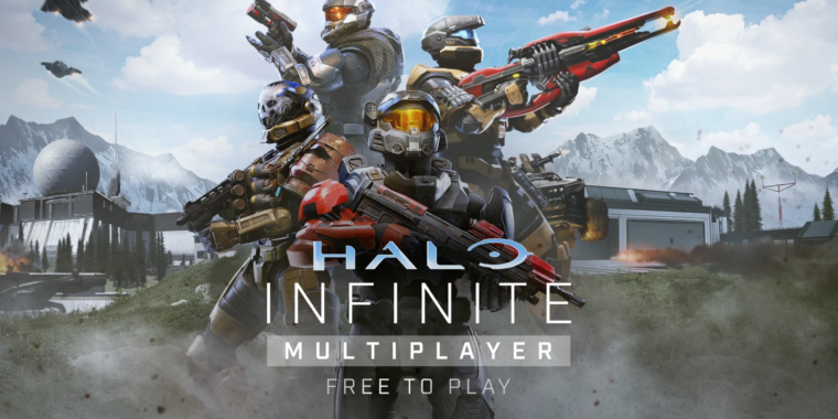 Halo Infinite multiplayer news: Bots, split-screen, free-to-play clarified