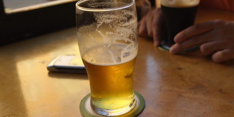 The physics of why that flying beer coaster is nothing like a frisbee