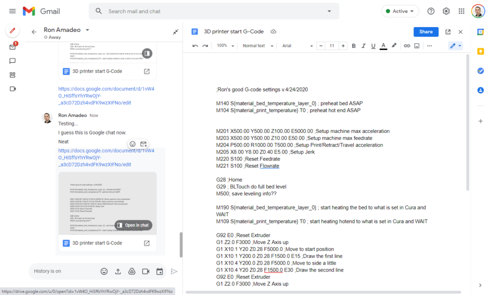 Google's unified Gmail interface (and Google Chat) launches for everyone