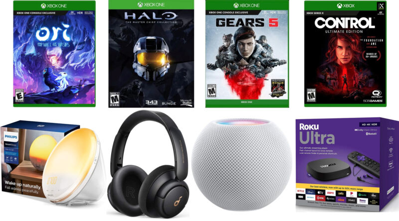 """The best discounts from Xbox's """"Deals Unlocked"""" E3 2021 sale"""