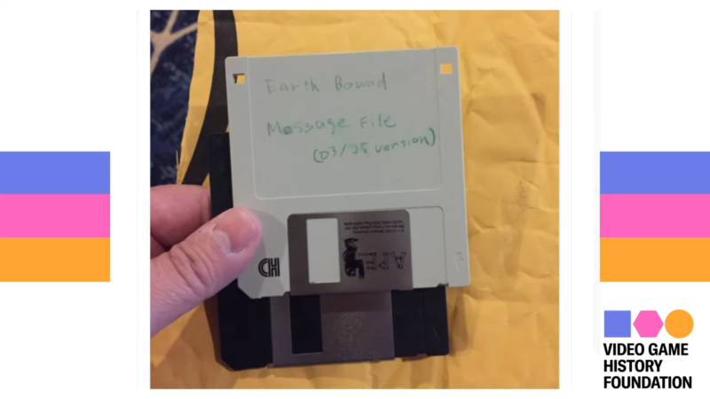 """Amazing what can be found on decades-old disks full of """"deleted"""" files."""