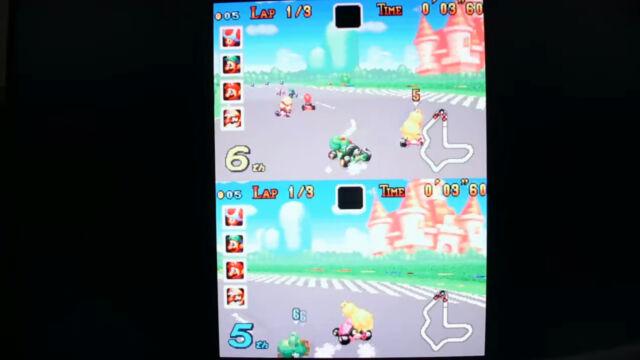 Game Boy Advance game gets split-screen multiplayer through new FPGA core
