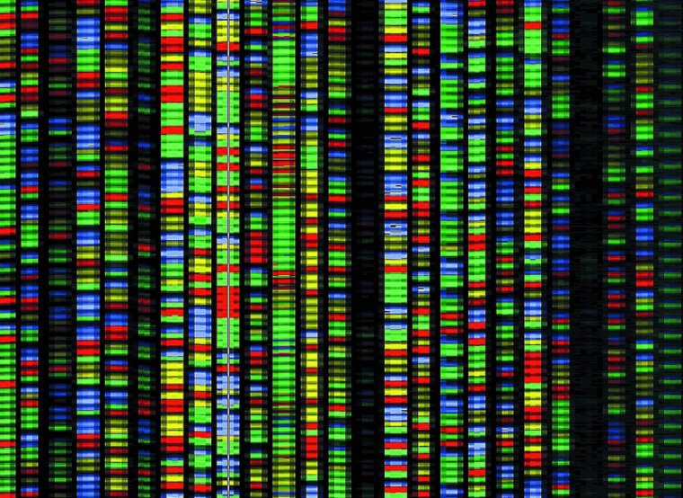 Fluorescent tagged DNA is the key to a new storage system.