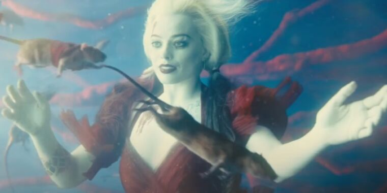 """The """"loser, B-grade supervillains"""" are back in new The Suicide Squad trailer"""
