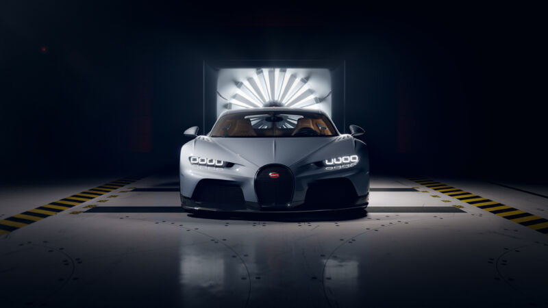 The Bugatti Chiron will be joined by new electrified models.