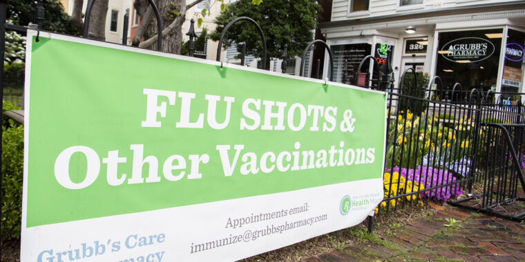 mRNA vaccine technology moves to flu: Moderna says trial has begun