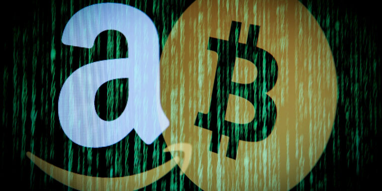 Bitcoin surges as Amazon job posting suggests retailer may accept cryptocurrencies