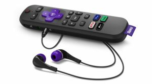 Roku Voice Remote Pro product image