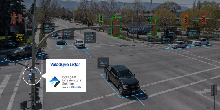 Texan city to deploy intelligent traffic system from Velodyne Lidar