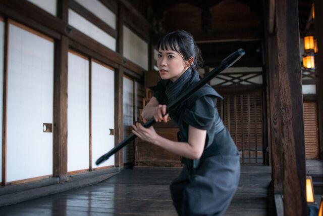 "Snake Eyes film review: More like ""G.I. No""   Ars Technica"