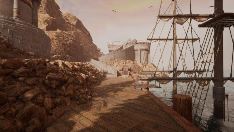 Welcome back, yet again, to Myst Island.