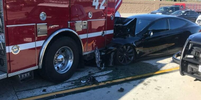 US government regulators are opening an investigation into Tesla's Autopilot system after cars using the feature crashed into stopped emergency vehi