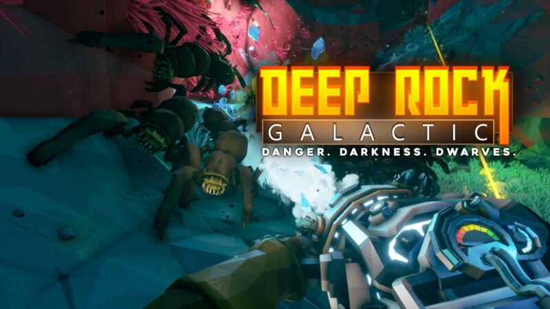 <em>Deep Rock Galactic</em> is a bug-killing, gold-mining good time.