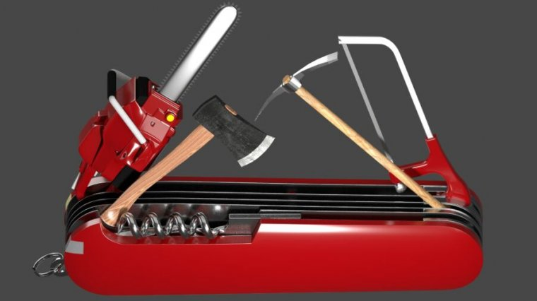 """One of the Perl programming language's best-loved nicknames is """"the Swiss Army chainsaw."""" The nickname also seems unfortunately applicable to Perl's recent community discourse."""