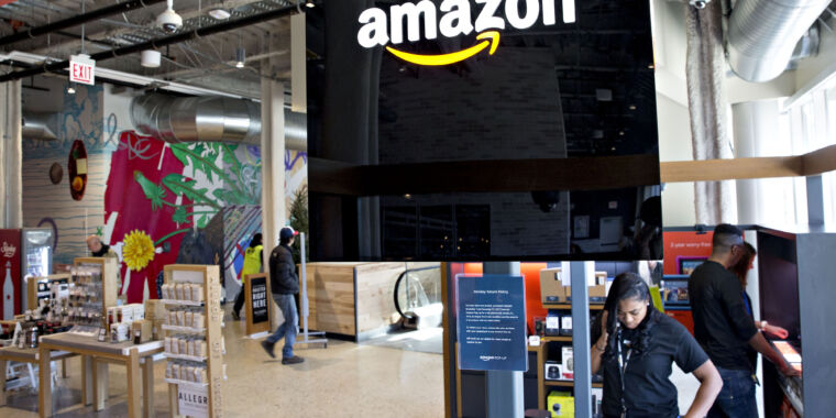 After helping decimate department stores, Amazon plans to open its own