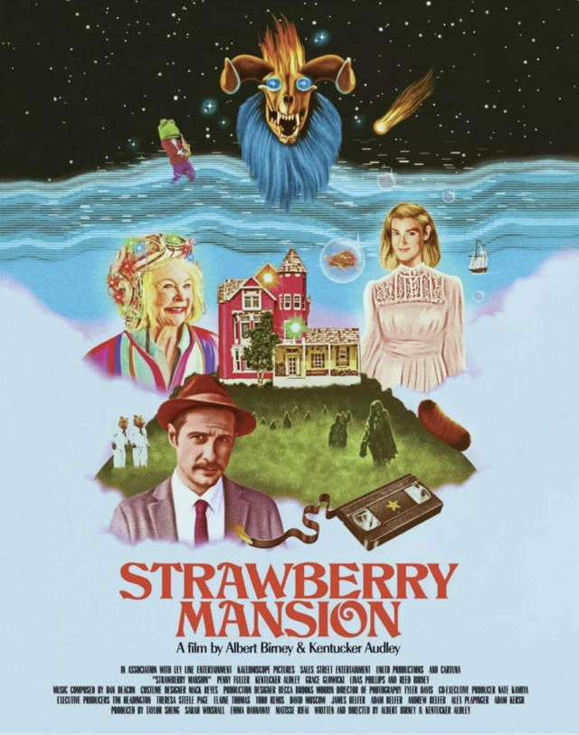 Strawberry Mansion: A great sci-fi premise with trippy, arthouse execution  | Ars Technica