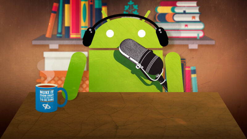 Dozens of Android team members were interviewed for the book, I can only assume it looked like this.