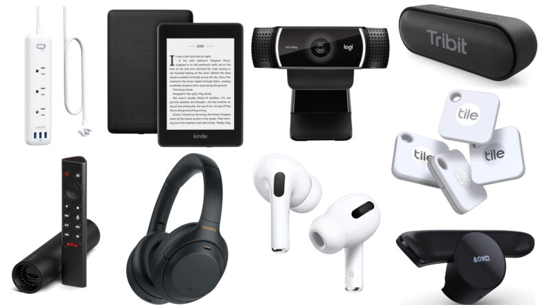 Today's best tech deals: Kindle Paperwhite, Logitech webcams, and more