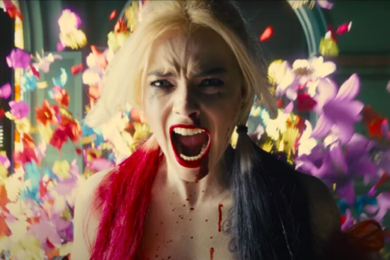 Don't call it a reboot: Margot Robbie stars in James Gunn's <em>The Suicide Squad</em>