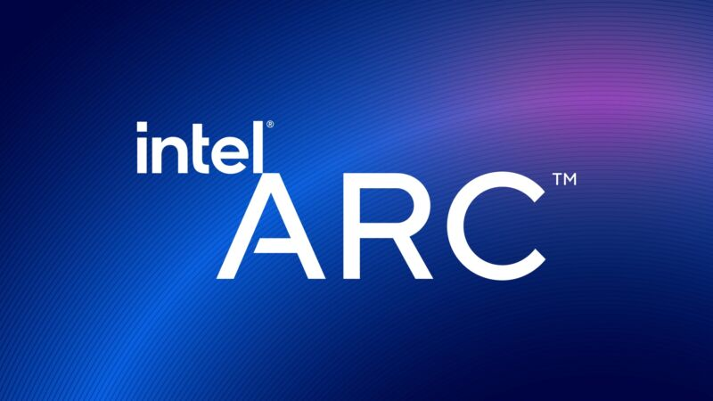 """Arc will be the brand name for the Intel GPU formerly known as """"DG2."""""""