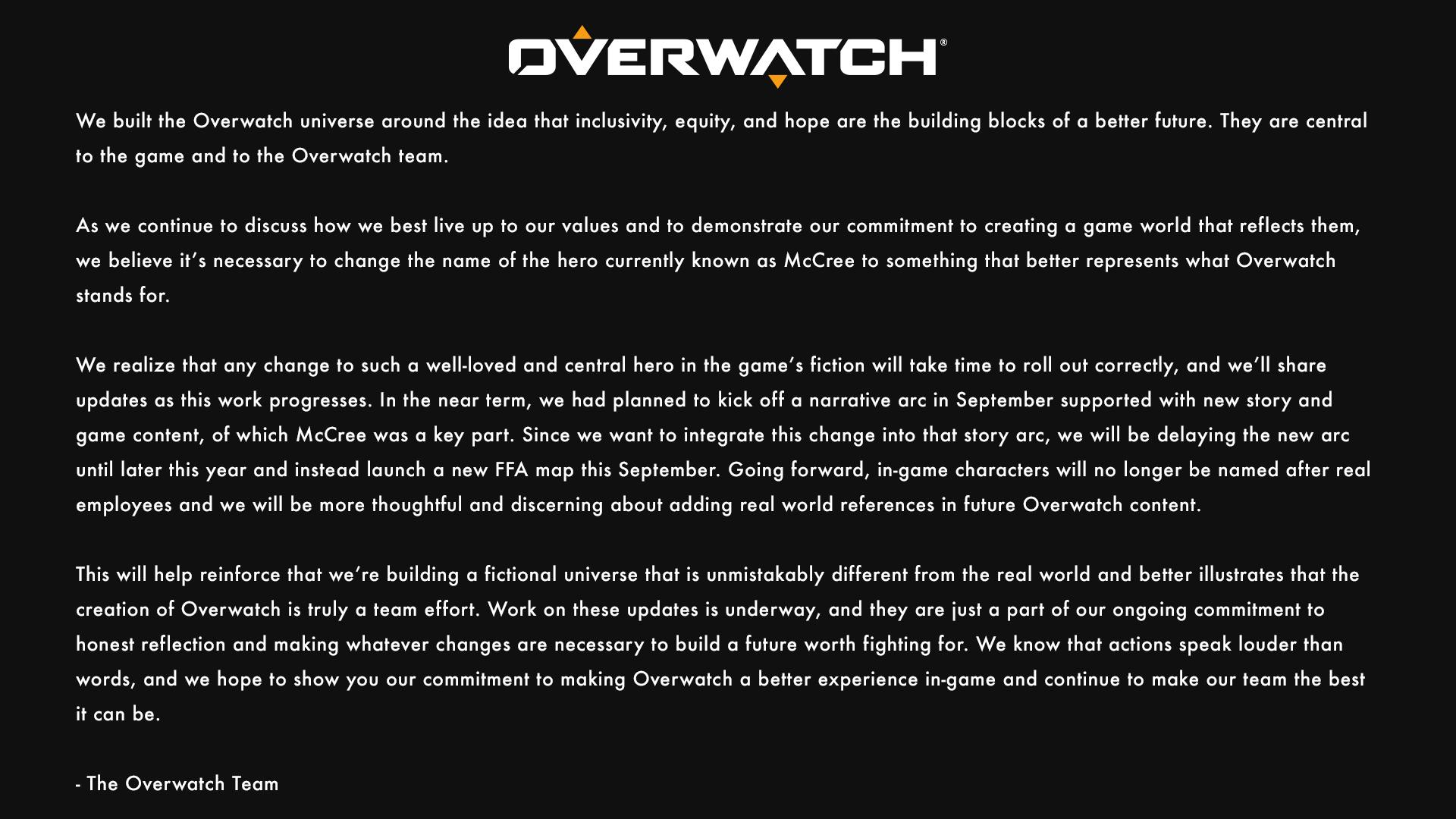 Blizzard's statement in full.