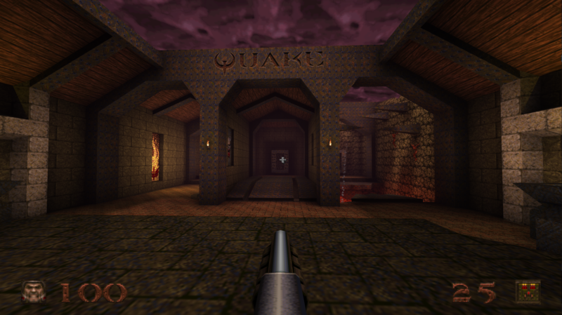 """Quake """"enhanced"""" re-release out before it's announced (with Quake 64, too)"""