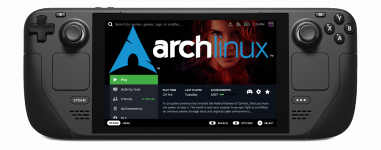 SteamOS is rebasing from Debian to Arch Linux for the Steam Deck. As long as Valve puts in plenty of ongoing maintenance work, we think it's a smart move.