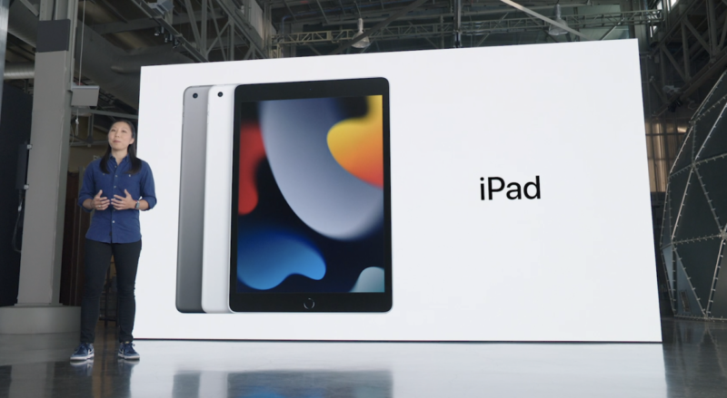 Apple refreshes entry-level $329 iPad with faster chip, 64GB of storage