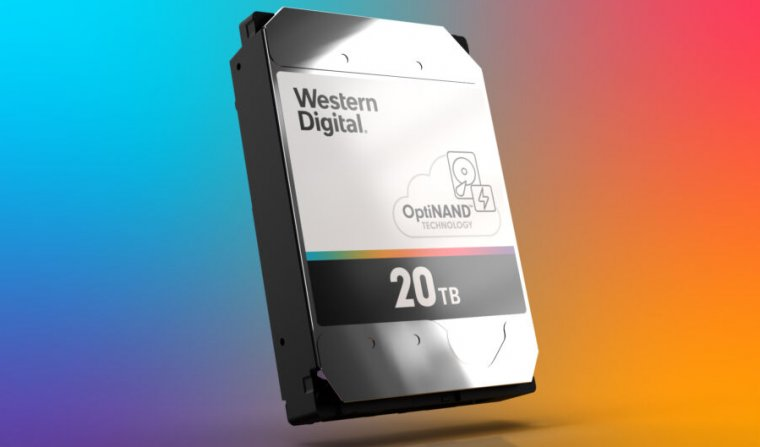 This isn't Western Digital's first 20TB drive—but it <em>is</em> the first shipping drive to achieve that density without the use of Shingled Magnetic Recording (SMR) technology.