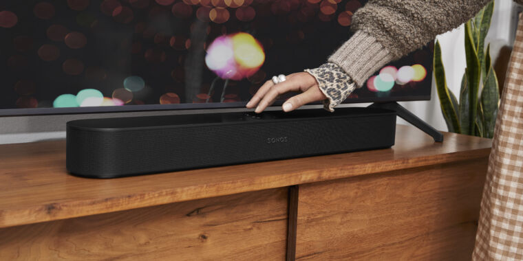 The second-gen Sonos Beam soundbar arrives with Dolby Atmos, $50 price hike