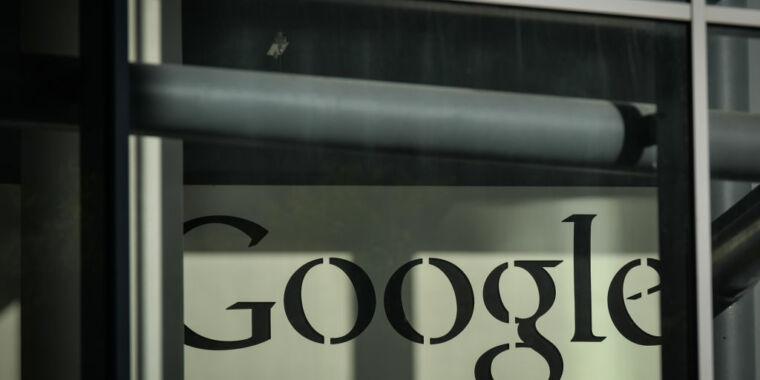 Google is getting caught in the antitrust net