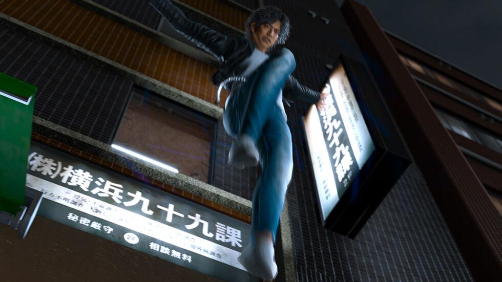 Lost Judgment impressions: 15 wild hours in Yokohama