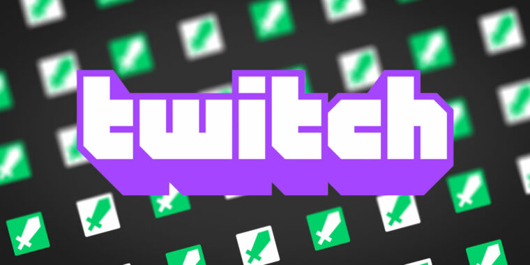 Twitch—the popular game-streaming site acquired by Amazon in 2014—has been inundated in recent months by