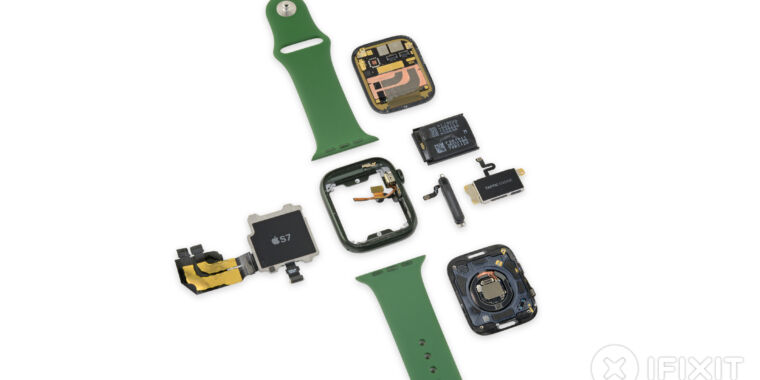 iFixit's Apple Watch teardown includes a theory about device's delayed launch